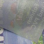 Gitternetzplane PVC-Meshbanner Standard ca. 280 g/m²